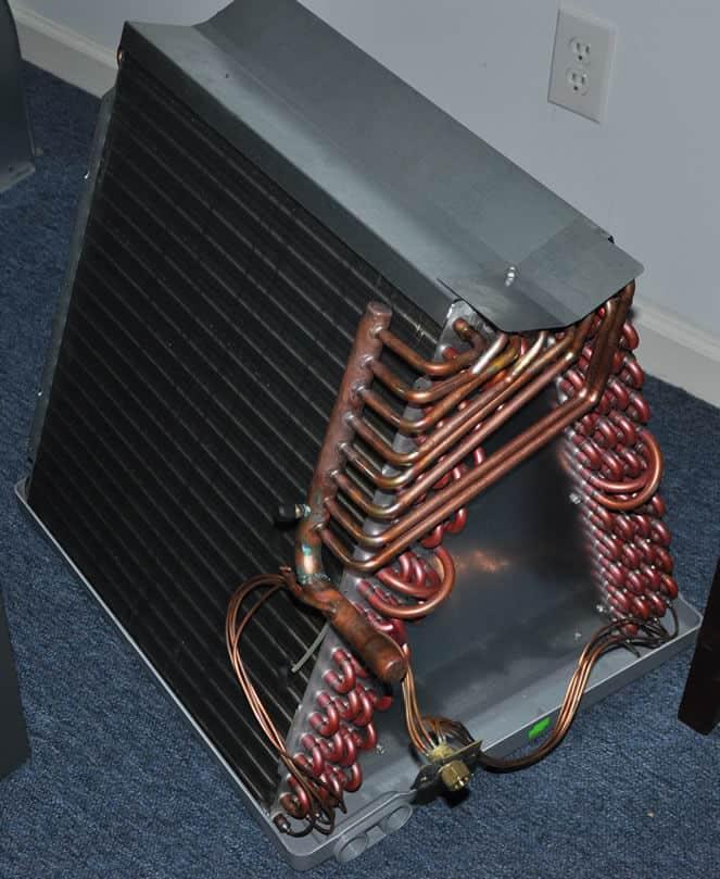 Hvac Refrigerant Leaks Heating And Cooling Refrigeration