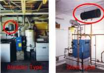 how does an expansion tank works.