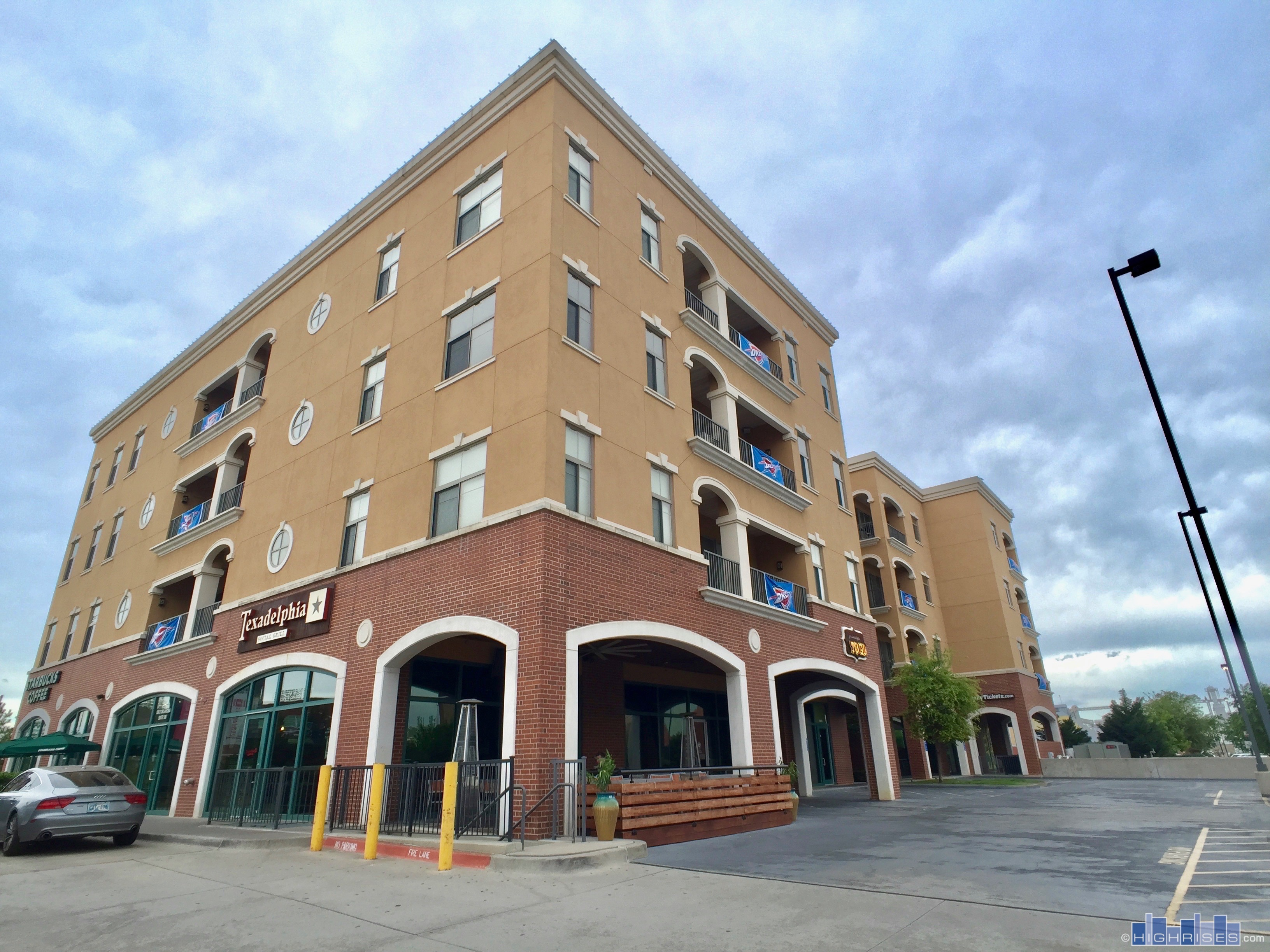 Centennial Lofts Of Oklahoma City Ok 200 S Oklahoma Ave