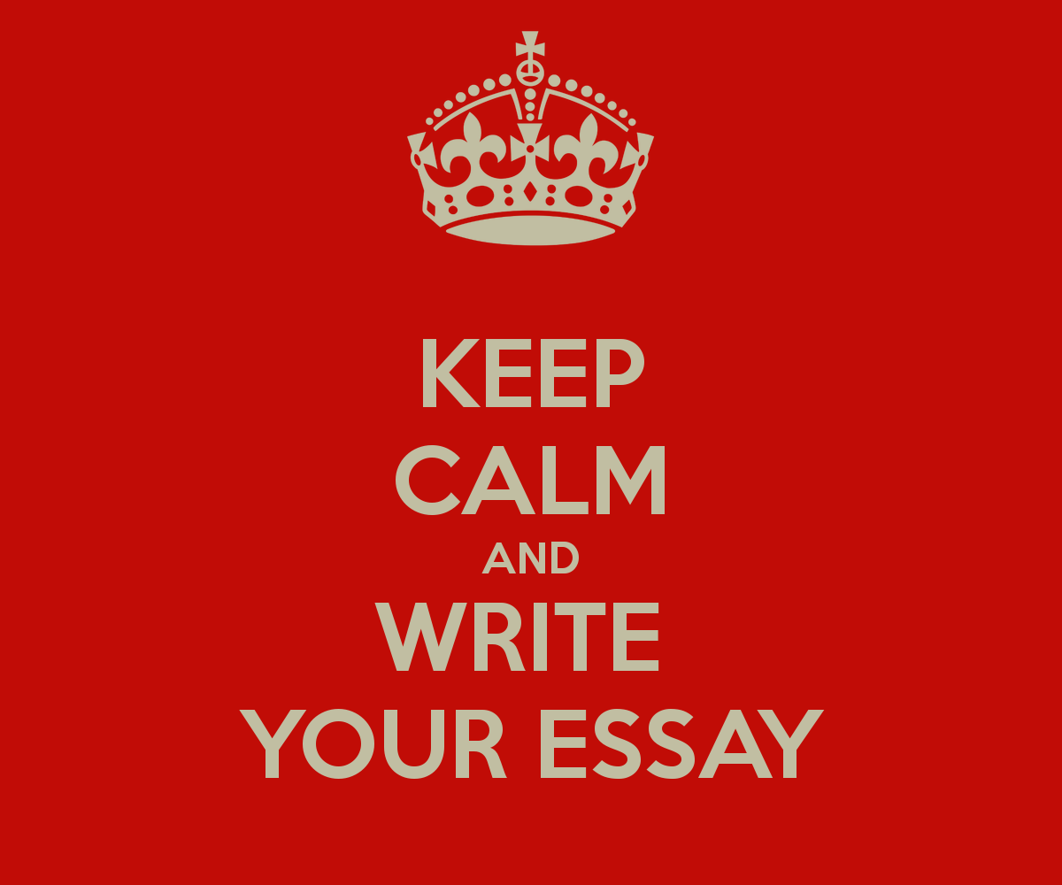 what to write for a college essay