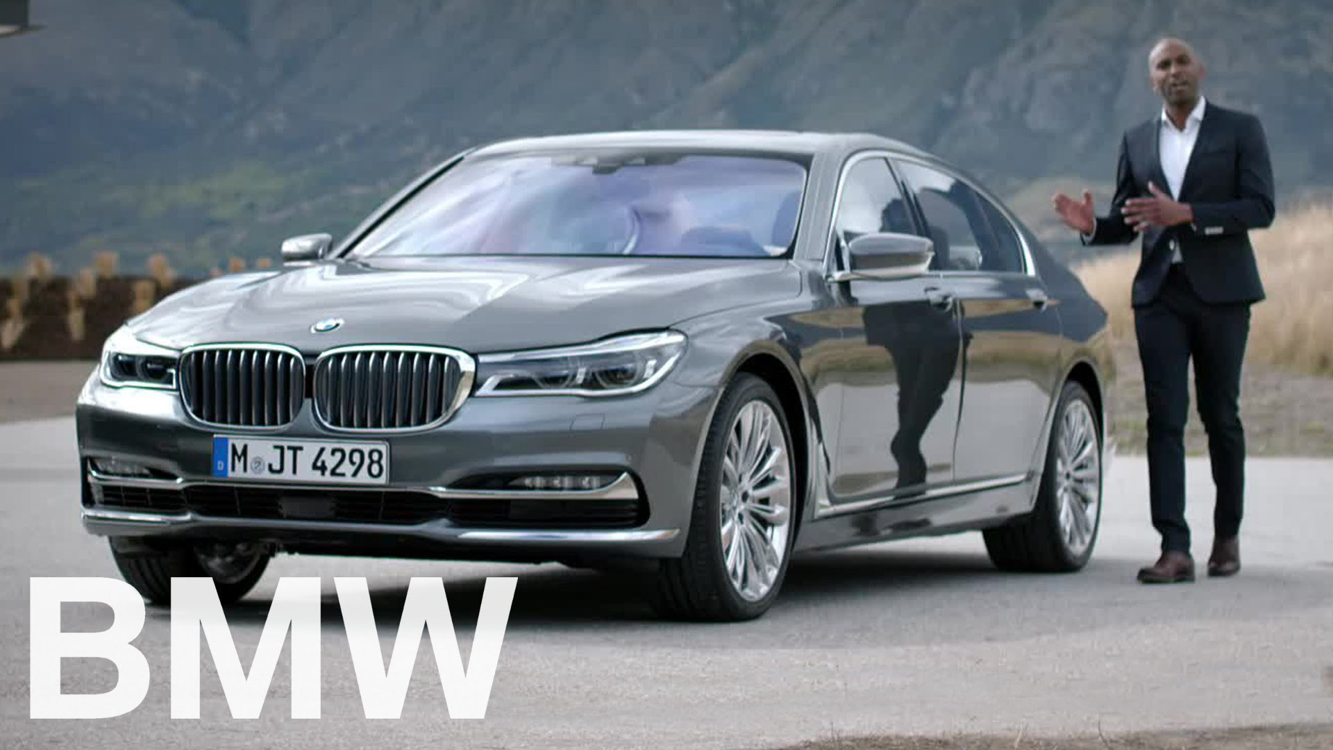 7 Serie The Technology In The New Bmw 7 Series Is Insane