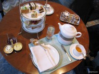 Afternoon Tea at The Ritz Carlton Chicago (in Pictures)