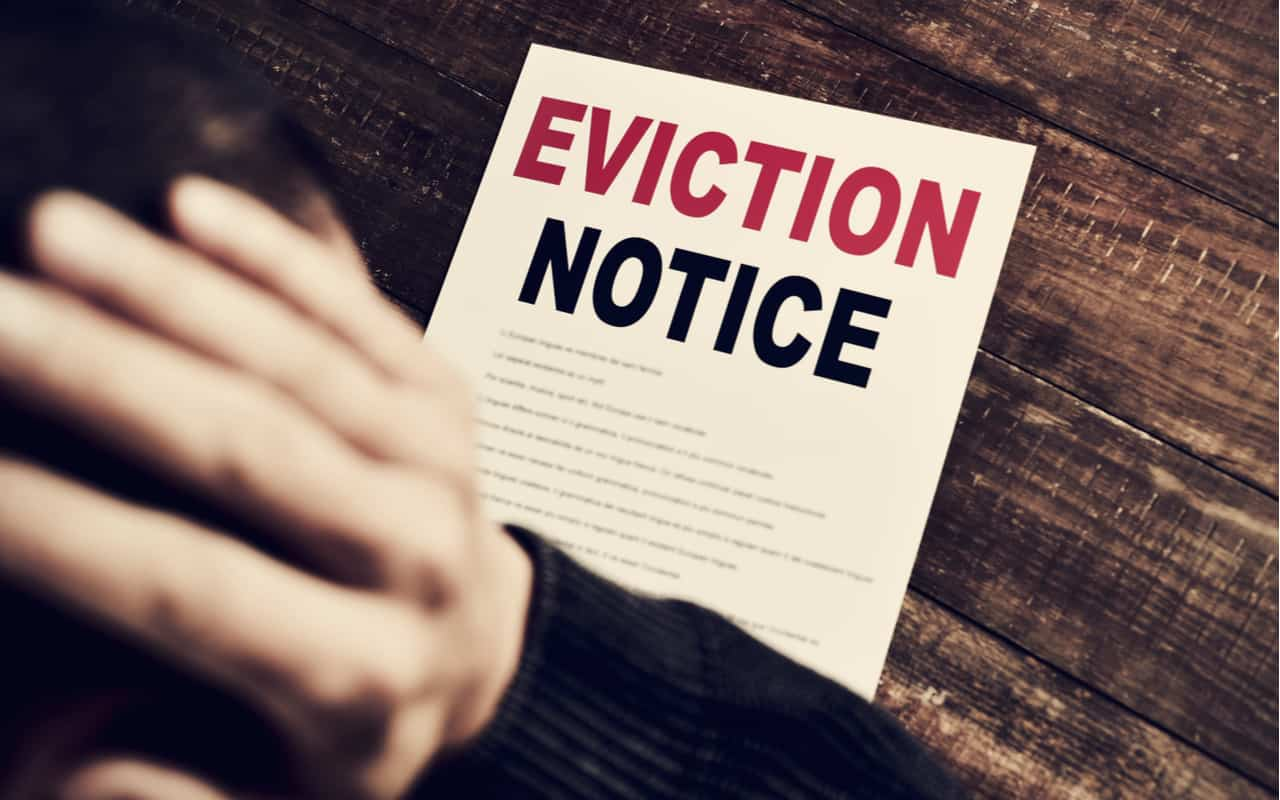 eviction letters