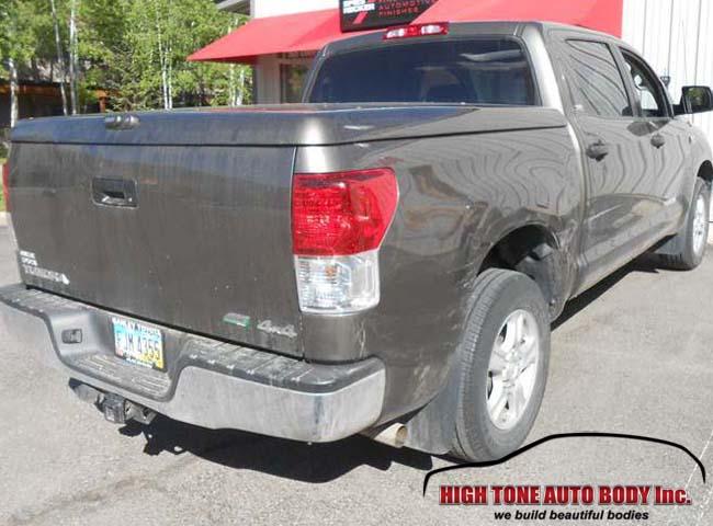 Toyota Tundra Door  Bed Repair