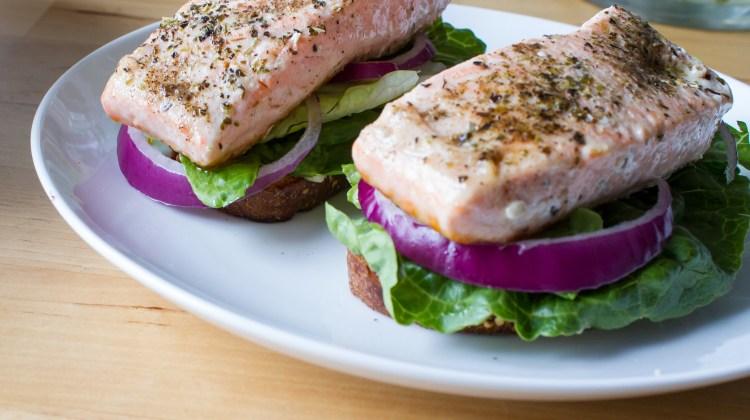 nyc_food_chef_riana_Grilled_salmon_flax_quinoa_toast