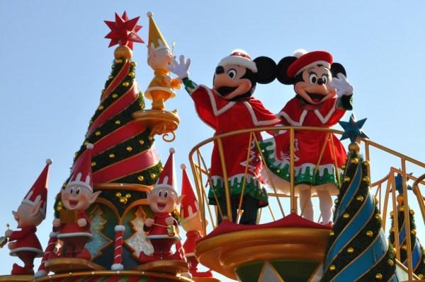 ディズニーパレード熊本