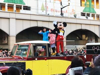 ディズニパレード熊本