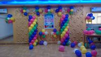 simple birthday party balloon decoration - Hiibangalore.com