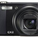 RICOH デジタルカメラ CX2