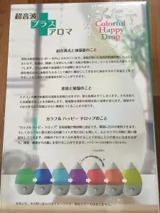 Colorful Happy Drop 4