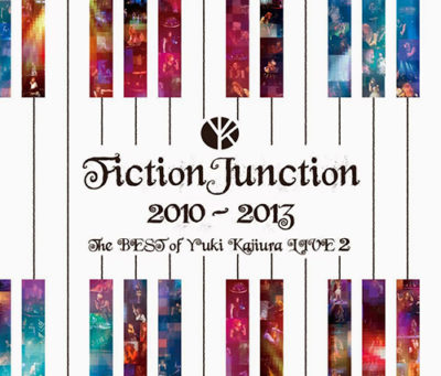 Kajiura-Yuki-FictionJunction-2010-2013-The-Best-Live-2-album-cover-art