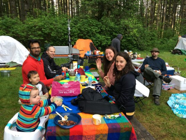 Planning a Group Camp Trip - Hike it Baby