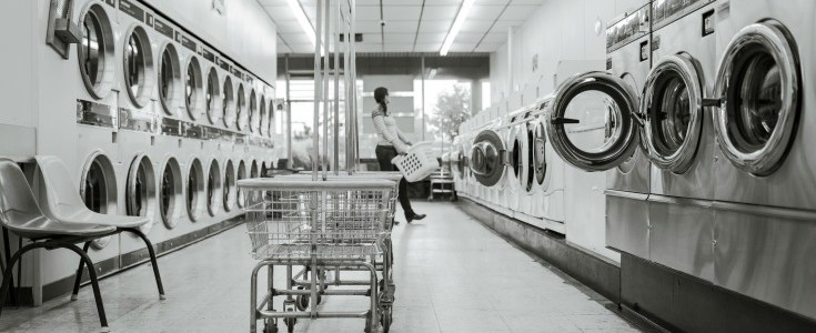 4 Steps to Washing a Load of Laundry