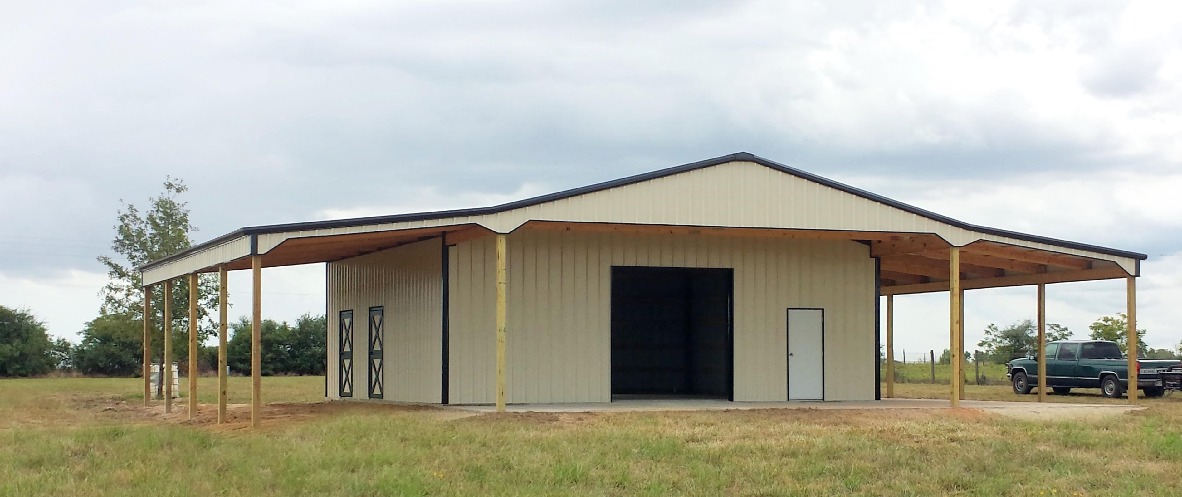 Barn Metal Project Gallery Hilco Metal Building Metal Roofing Supply