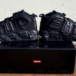 Nike Air More Uptempo x Supremeはほぼコレで間違いない!?