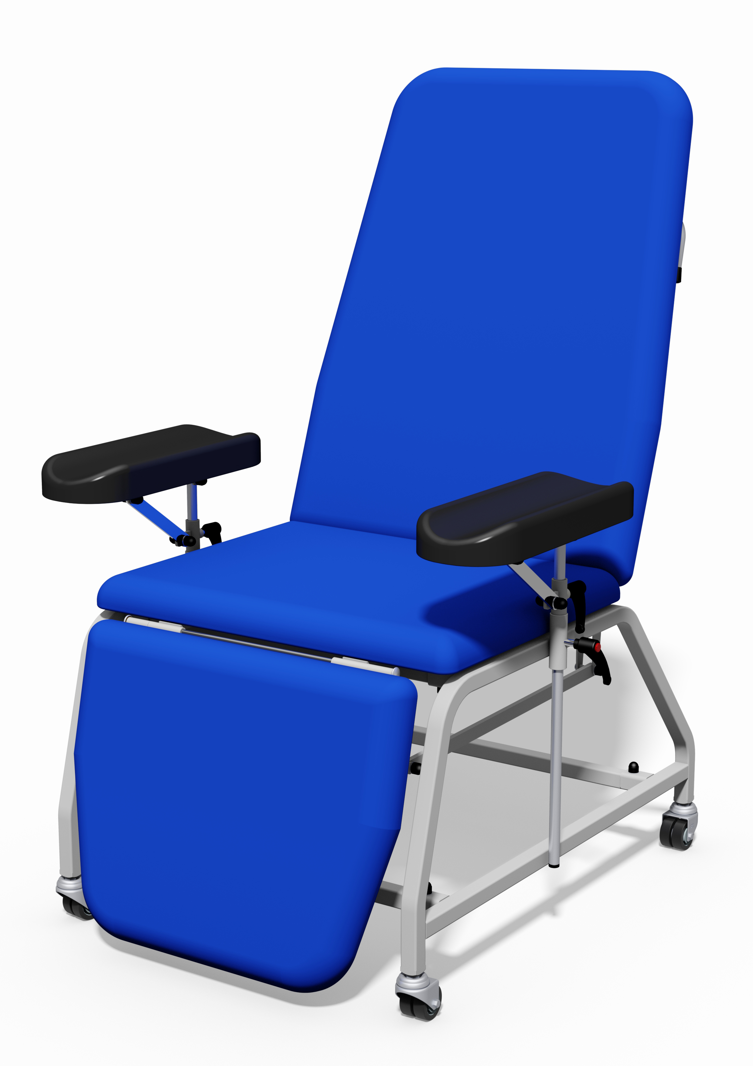Adjustable Desk Chair Without Wheels Plinth 113b Phlebotomy Chair Without Wheels Hillcroft