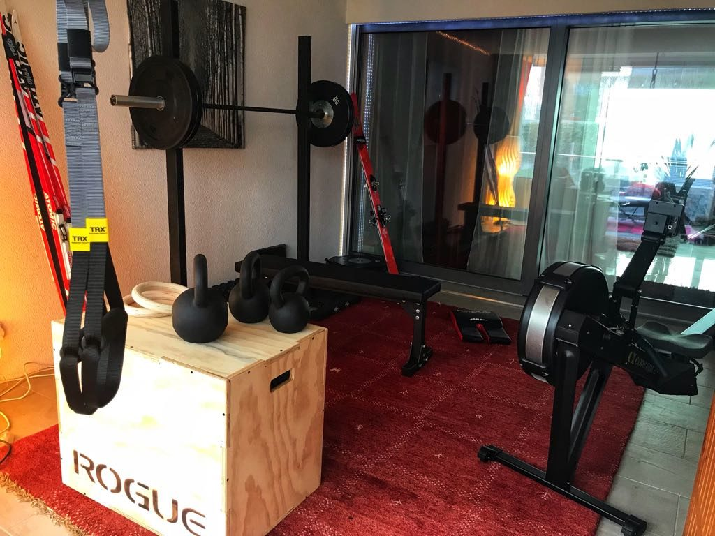 Garage Gym Half Rack Build A Home Gym In 2019 That You Will Actually Use