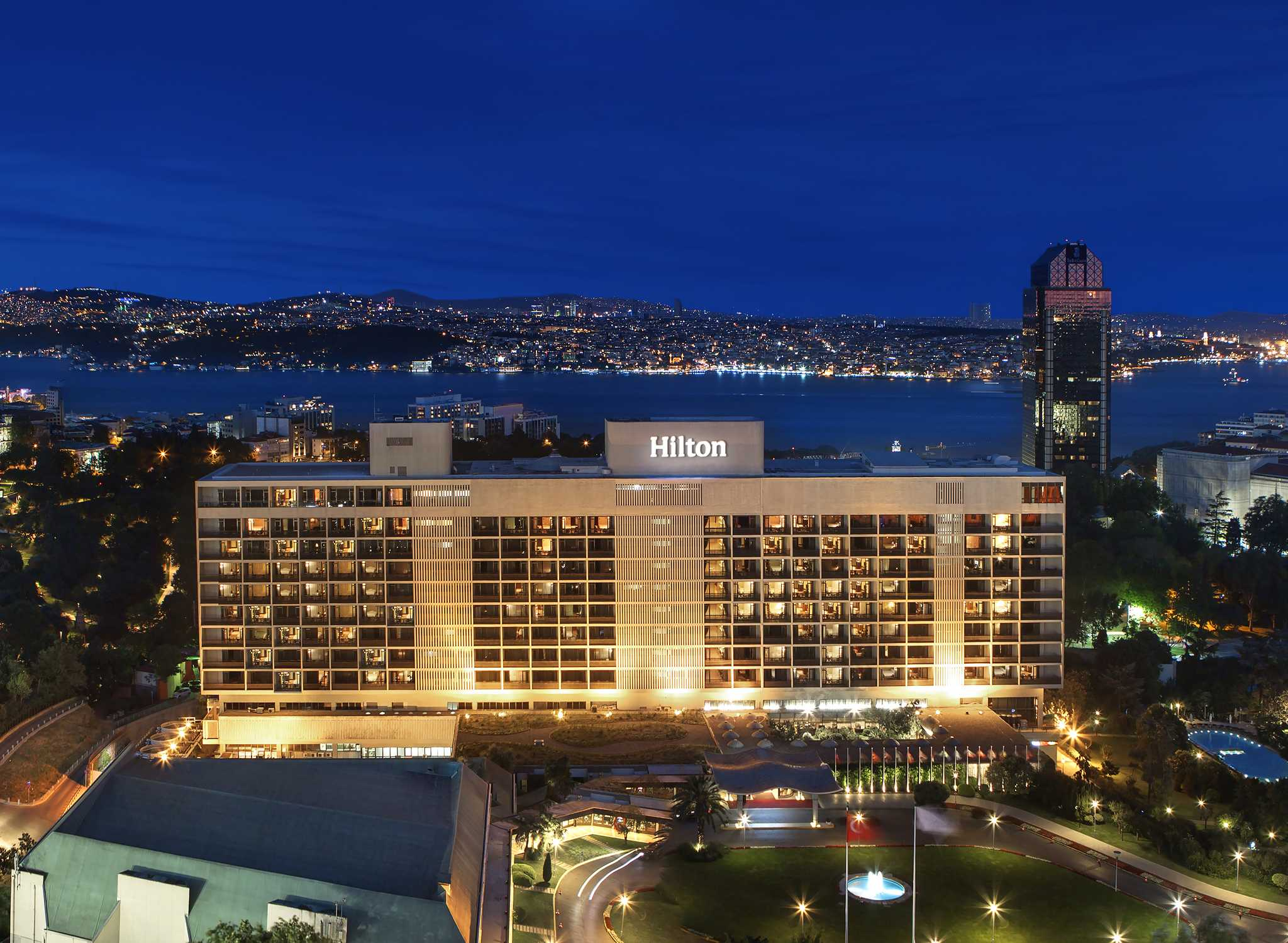 Spa Exterieur Hotel Hilton Hotels & Resorts - Turquie