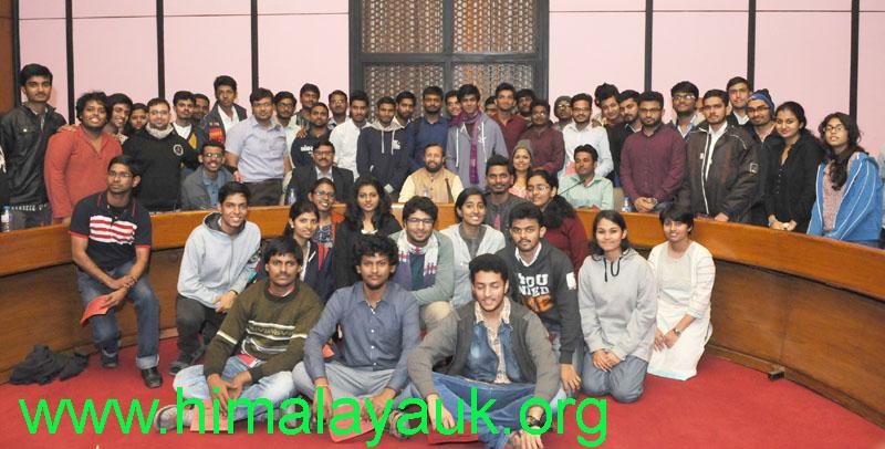 Students of IIT Chennai