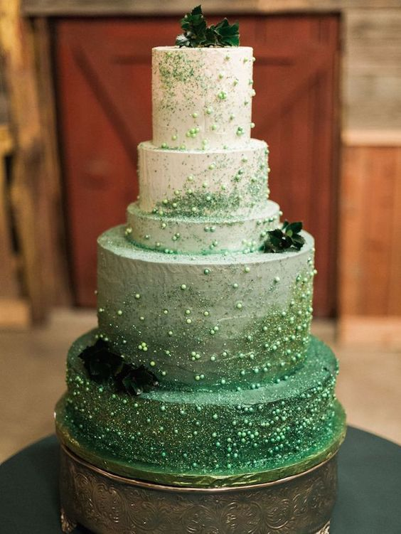 Hair Ombre 100 Most Beautiful Wedding Cakes For Your Wedding – Page