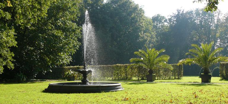 Nieuwe fontein