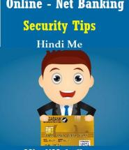 Net Banking Safety security tips