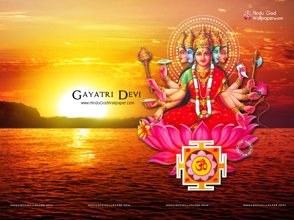 Photos Picture Panchmukhi Gayatri Wallpaper Free Download
