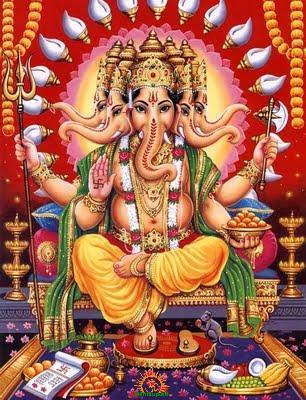 Panchamukha Ganapati