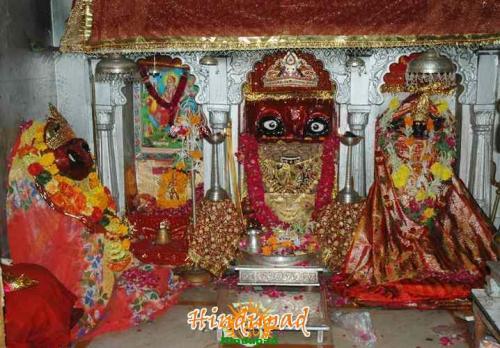 pavagadh kalika temple