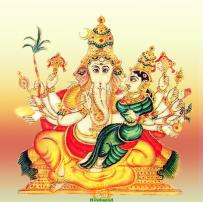 Maha Ganapati, 13th form of Ganesha