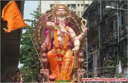 Ganesh Galli 2012 Visarjan Yatra