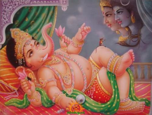 baby-ganapathi-shivaparvathi
