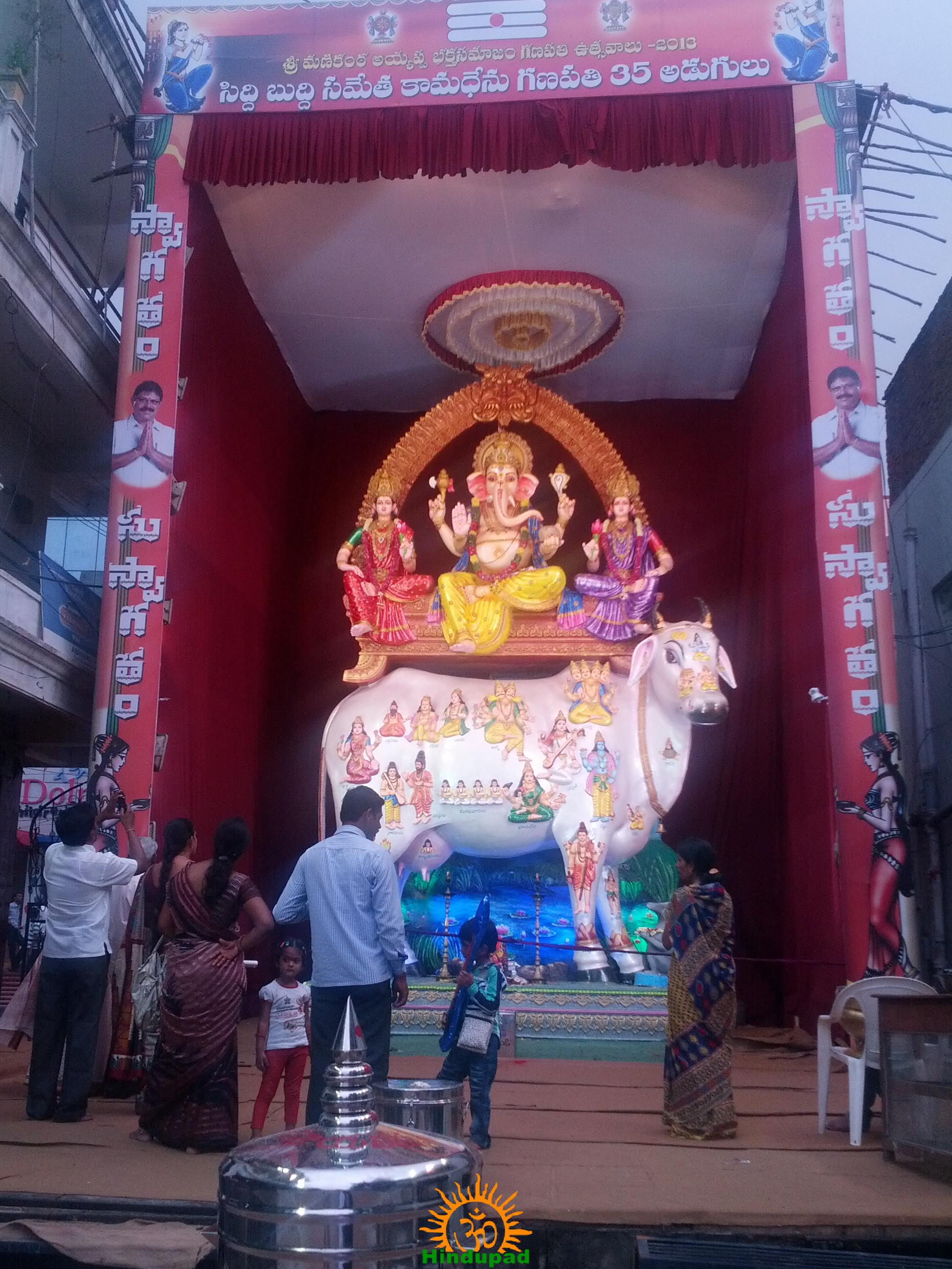 Chaitanyapuri Ganapathi 2013