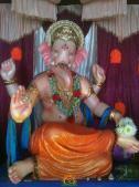 Dewan Cha Maharaja - Shree Utsav Mandal Ganesha