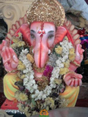 Ganesh immersion in Hyderabad 12