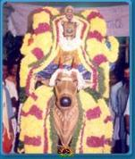 Vrishabha vahanam in Kanipakam Varasiddhi Vinayaka Swamy Temple