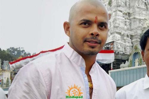Shaving head in Hinduism