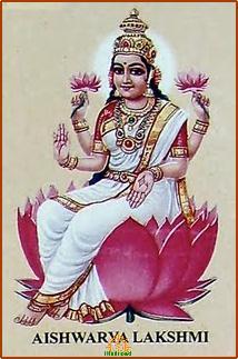 Vidya Lakshmi (Goddess of Knowledge) - HinduPad