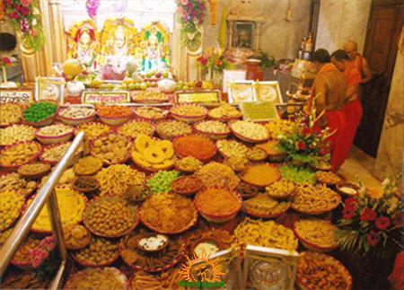 Sri Mahalakshmi Annakut, Mumbai Mahalakshmi Mandir