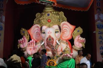 Chaitanyapuri Ganesh 2015