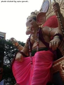 Kumbharwadacha Maharaja 2016 image 2 no-watermark
