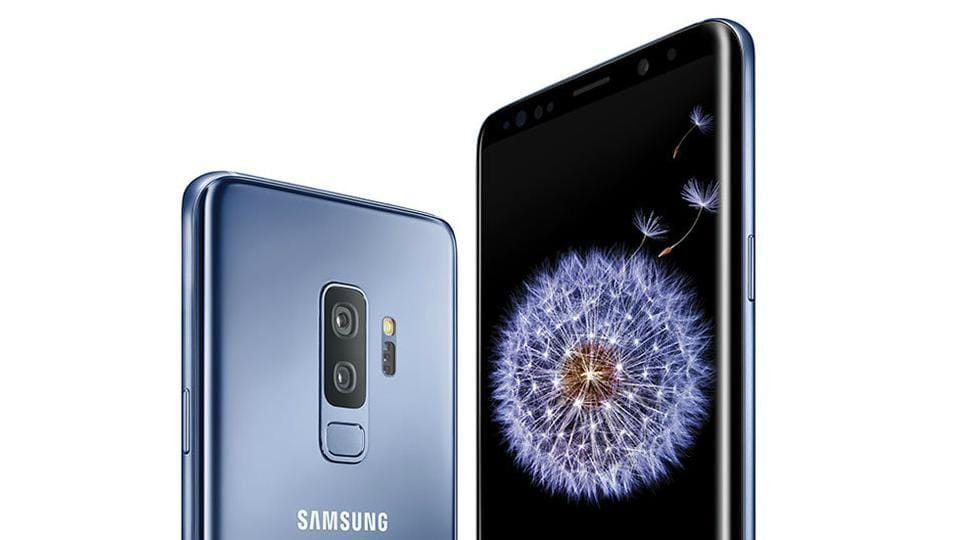 Samsung Ht Samsung Galaxy S9, Galaxy S9+ Launched In India, Prices