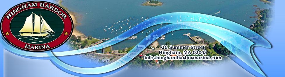 Contact Us Hingham Harbor Marina
