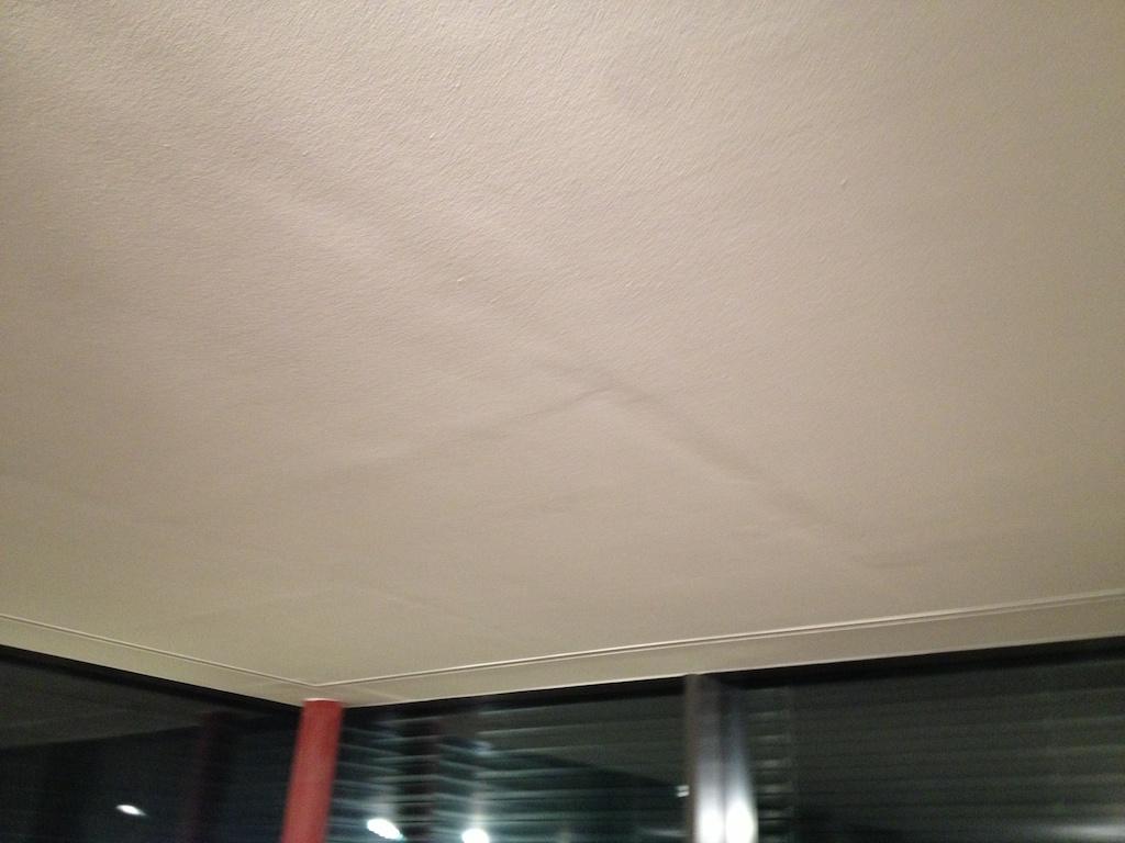 Rigips Decke Flicken Wand Reparieren Free Arbeiter Reparieren Putz