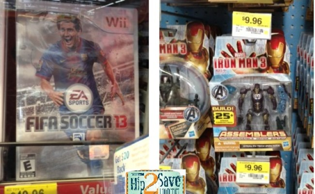 More Walmart Deals Fifa Soccer 13 Wii Game Nerf And