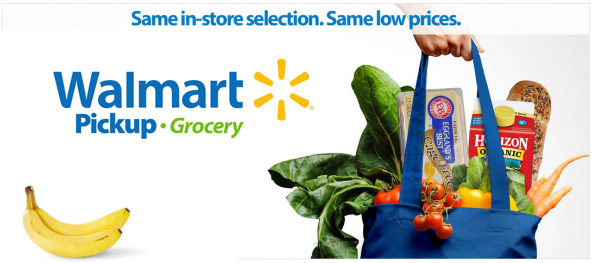 Walmart Grocery Service Save 10 Off Your First 50