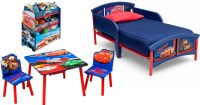 Walmart.com: Disney Toddler Bed, Table & Chairs AND Toy ...