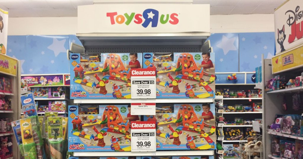 Toys R Us Shoppers Extra 20 Off In Store Clearance