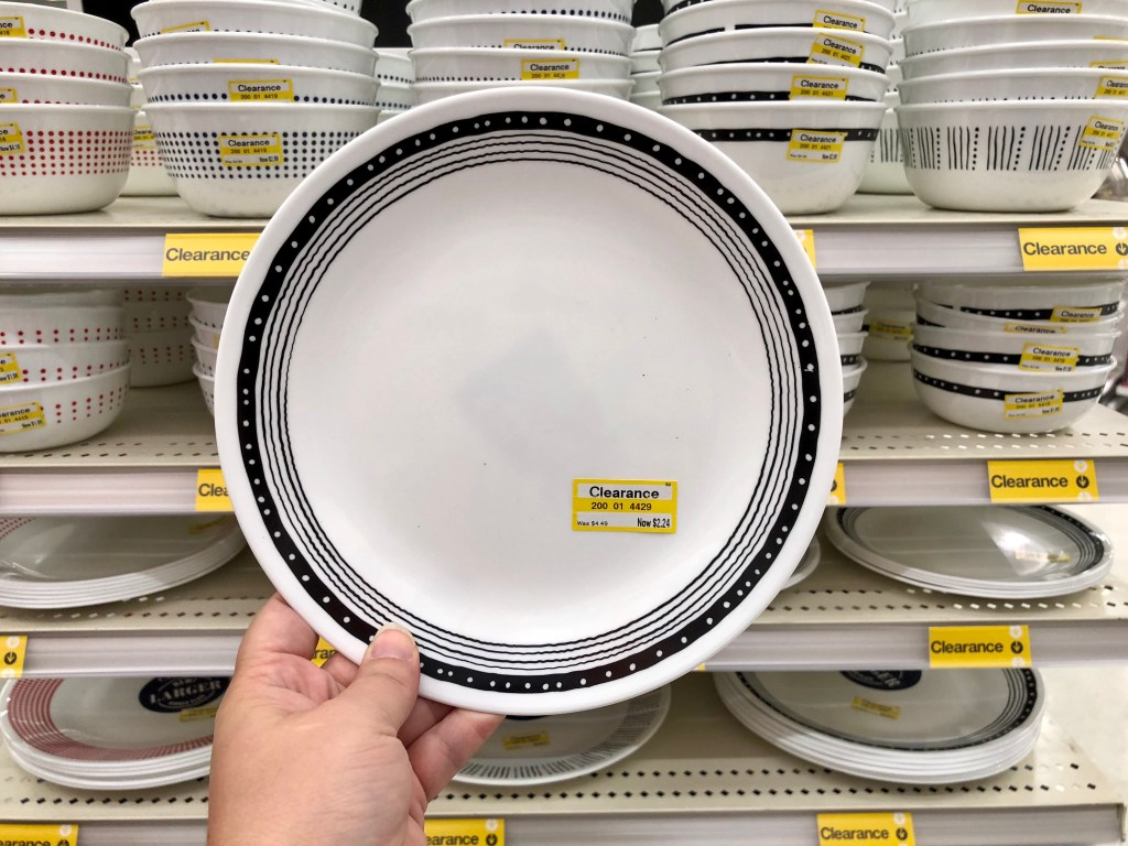 Target Salad Bowl Corelle Plates And Bowls Possibly 50 Off At Target Hip2save