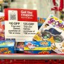 Up To 25 Off Toys Games Target Coupon Starting 12 9